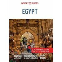 Insight Guides Reisgids Egypt - Egypte