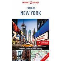 Insight Guides Reisgids Explore New York Insight Guide