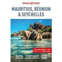 Insight Guides Reisgids Mauritius, Reunion & Seychelles