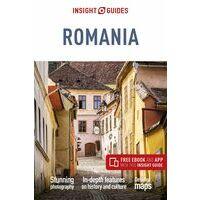 Insight Guides Romania - Reisgids Roemenië