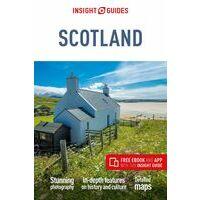Insight Guides Scotland - Reisgids Schotland