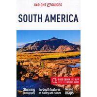 Insight Guides South America - Reisgids Zuid-Amerika
