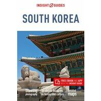 Insight Guides South Korea - Reisgids Zuid-Korea