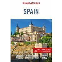 Insight Guides Spain - Reisgids Spanje