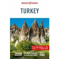 Insight Guides Turkey - Turkije Reisgids