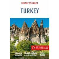 Insight Guides Turkey - Turkije Reisgids