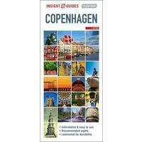 Insight Travel Map Stadsplattegrond Copenhagen Flexi