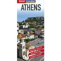 Insight Travel Map Athene Flexi Map