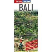 Insight Travel Map Wegenkaart Bali Flexi Map