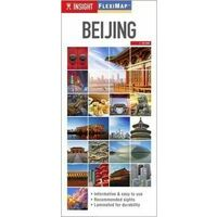 Insight Travel Map Beijing Flexi Map Stadsplattegrond