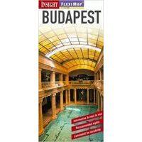 Insight Travel Map Budapest Flexi Map