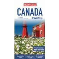 Insight Travel Map Canada Map