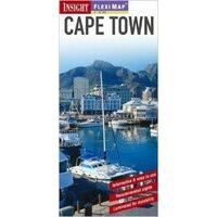 Insight Travel Map Cape Town Flexi Map