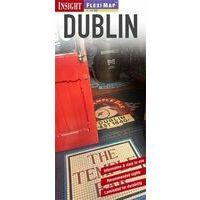 Insight Travel Map Dublin Flexi Map Stadsplattegrond