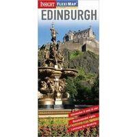 Insight Travel Map Edinburgh Stadsplattegrond Flexi Map