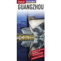 Insight Travel Map Guangzhou Flexi Map Stadsplattegrond