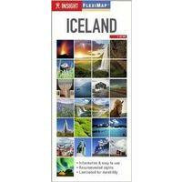 Insight Travel Map IJsland Flexi Map Wegenkaart