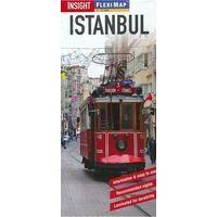Insight Travel Map Istanbul Flexi Map Stadsplattegrond