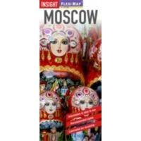 Insight Travel Map Moskou Flexi Map Stadsplattegrond