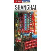 Insight Travel Map Shanghai Stadsplattegrond Flexi Map