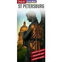 Insight Travel Map Stadsplattegrond Sint Petersburg