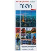 Insight Travel Map Stadsplattegrond Tokyo Flexi Map