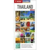 Insight Travel Map Thailand Flexi Map