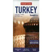 Insight Travel Map Wegenkaart Turkije