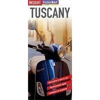 Insight Travel Map Toscane Flexi Map
