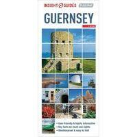 Insight Travel Map Wegenkaart Guernsey Fleximap