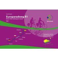 IS Radweg Fietsgids Europaradweg R1 Deel 1 Berlijn - Litouwen
