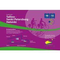 IS Radweg Fietsgids Europaradweg R1 Deel 2a Tallinn - Helsinki