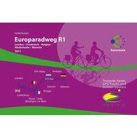 IS Radweg Fietsgids Europaradweg R1 Deel 3 Londen - Münster