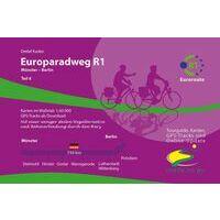 IS Radweg Fietsgids Europaradweg R1 Deel 4 Münster - Berlijn