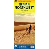 ITMB Landkaart Afrika Noordwest