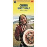 ITMB Landkaart West Half China