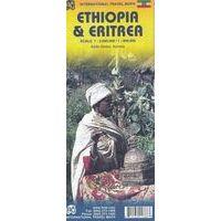 ITMB Wegenkaart Ethiopië En Eritrea