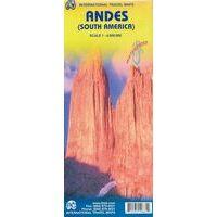 ITMB Landkaart Andes-gebergte