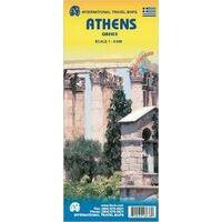 ITMB Stadsplattegrond Athene