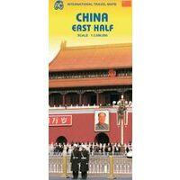 ITMB Wegenkaart China East Half
