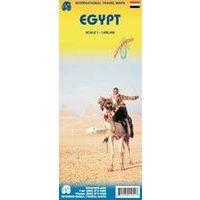 ITMB Wegenkaart Egypte