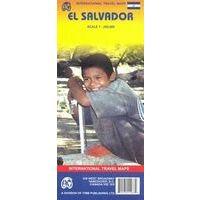 ITMB Wegenkaart El Salvador