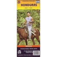 ITMB Wegenkaart Honduras 1:750.000
