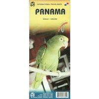 ITMB Wegenkaart Panama