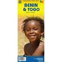 ITMB Wegenkaart Togo & Benin 1:580.000