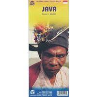 ITMB Wegenkaart Java 1:600.000