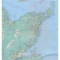 ITMB Wegenkaart Canada's Maritieme Provinces
