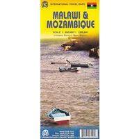 ITMB Wegenkaart Malawi