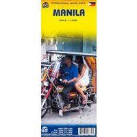 ITMB Manila Stadsplattegrond