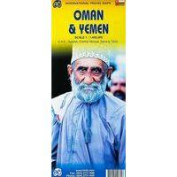 ITMB Wegenkaart Oman & Jemen